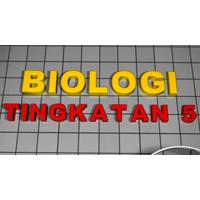 FP - Biologi Tingkatan 5