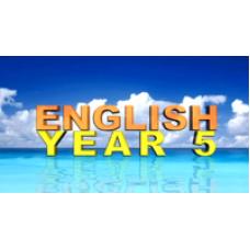 FP - English Year 5